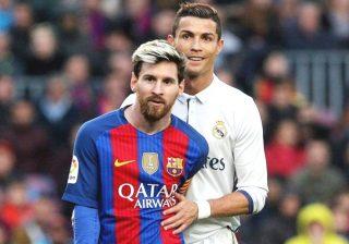 Lionel Messi helped me improve-Cristiano Ronaldo reveals