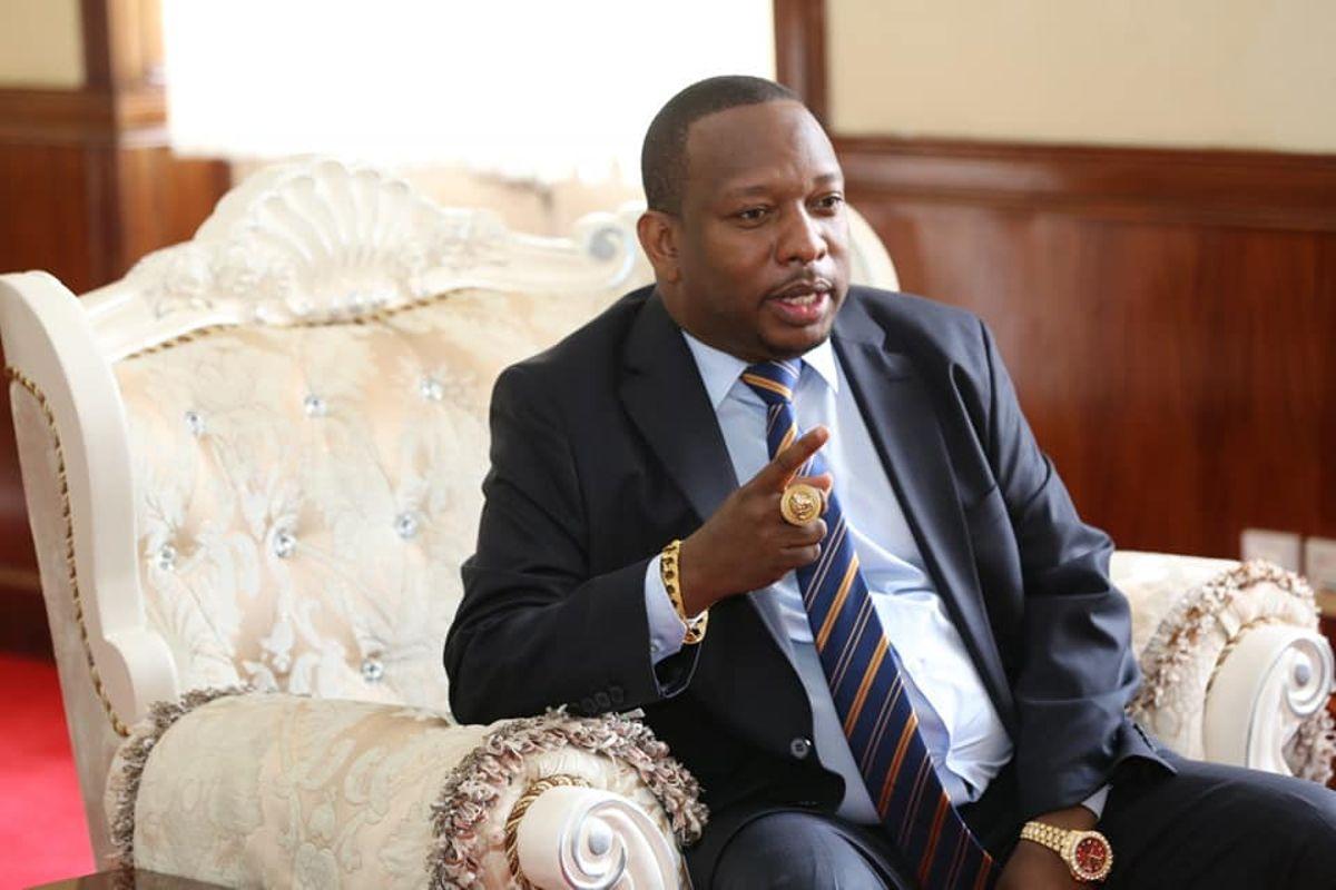 Sonko reveals reason he hasn't paid county employees for months