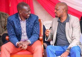 Moses Kuria speaks about Uhuru plan to impeach William Ruto