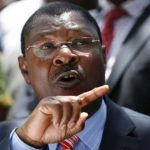 Ford Kenya Party Leader Moses Wetangula