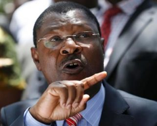Reprieve For Wetangula After Gazette Notice On Changes To Ford Kenya Leadership Withdrawn