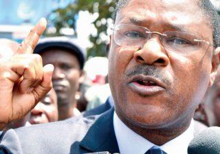 Moses Wetangula kicked out of Ford Kenya Party