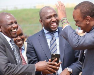 Kipchumba Murkomen reveals advise Ruto gave him after his ouster