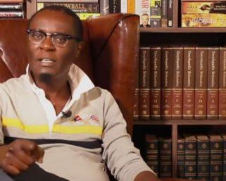 Mutahi Ngunyi calls all Senators following Ruto SLAVES