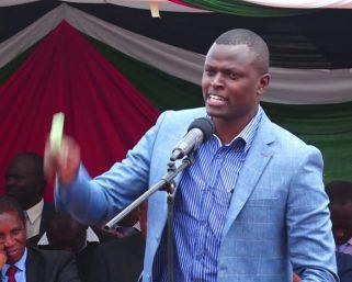 Ndindi Nyoro-Historic grudge will mess KANU/Jubilee coalition