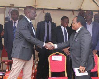 Another day like today and he's done for good-Ngunjiri Wambugu warns DP Ruto