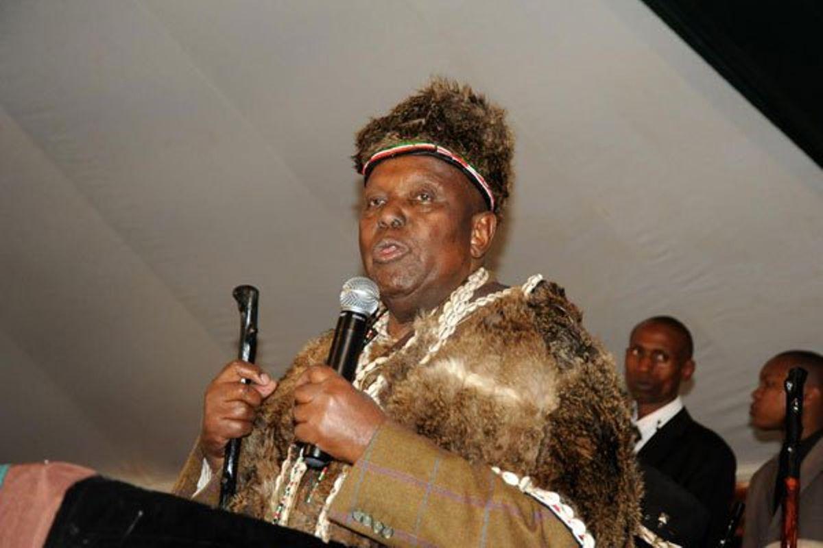 Njenga Karume when he was alive
