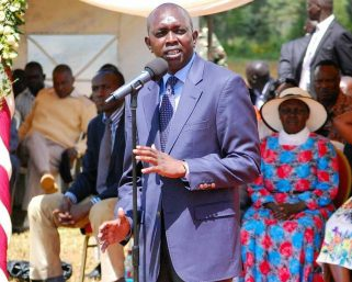 You're operating a political brothel in Ruto's backyard-Oscar Sudi accuses Alfred Keter