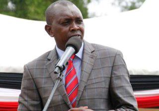 No one wants to serve a failed Govt-Oscar Sudi tells Matiang'i and Kibicho