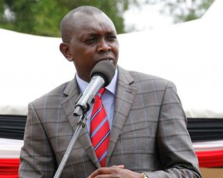 No one wants to serve a failed Govt-Oscar Sudi tells Matiang'i and Kibicho