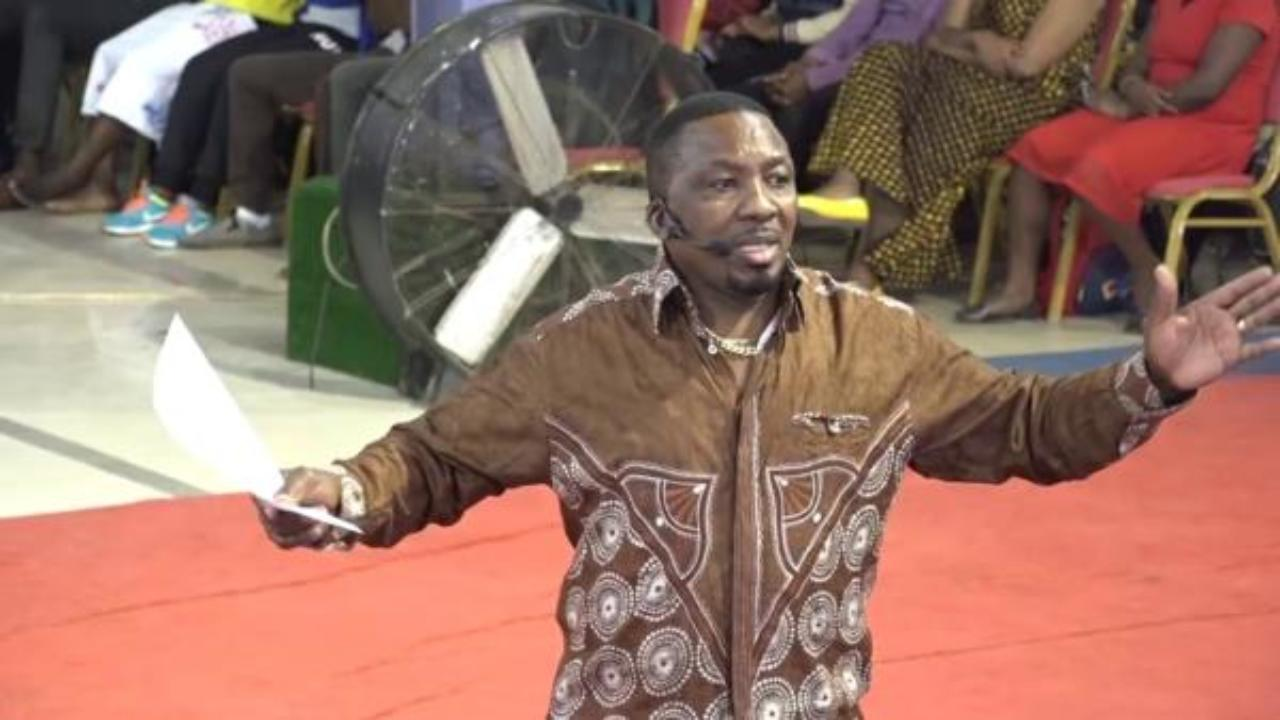 Pastor James Ng'ang'a