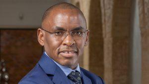 Peter Ndegwa,the Safaricom CEO