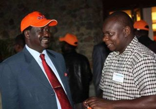 ODM speaks about IEBC 2017 election report showing Millie Odhiambo lost