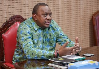 Am Not Interested In Staying In Power Beyond 2022, Uhuru Declares