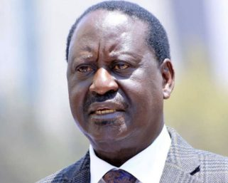BBI reggae is on half-time, will resume after Covid-19 ends-Raila Odinga