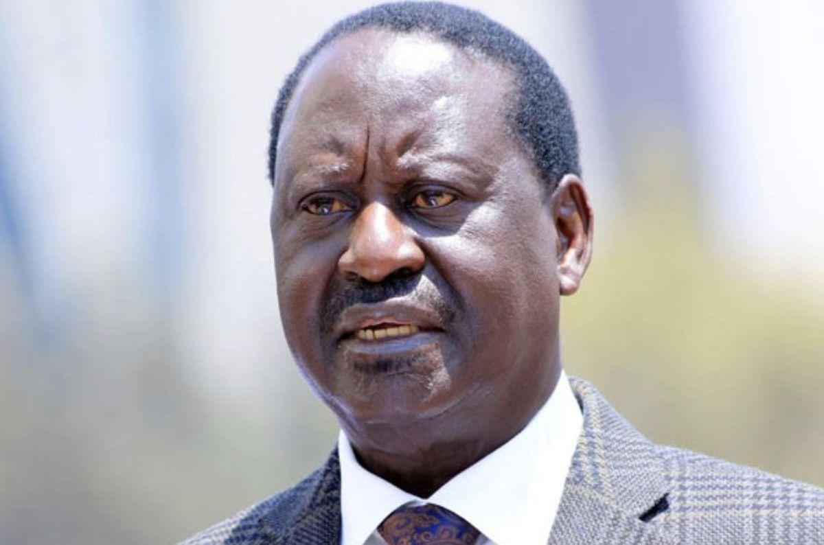Ida Odinga finally confess what ails Raila Odinga