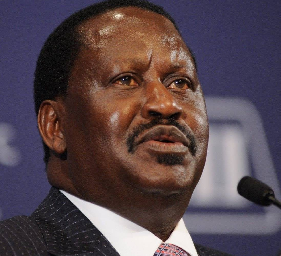 Raila Odinga gives his thoughts on schools re-opening