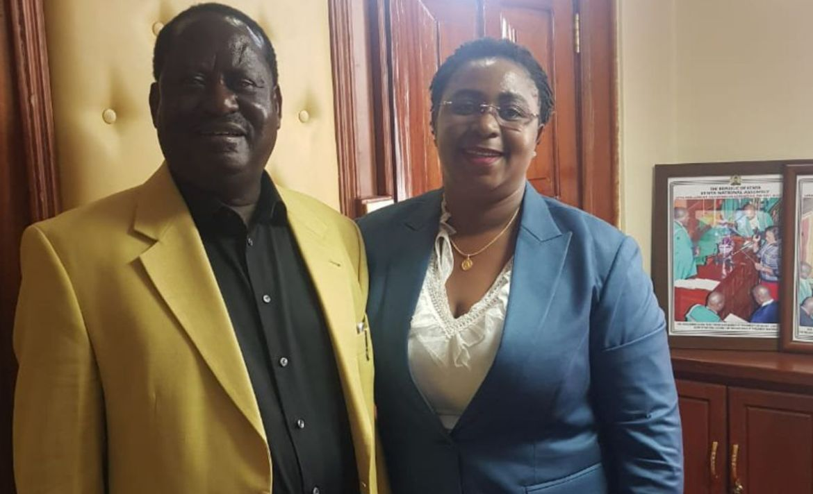 """Aisha Jumwa in trouble as ODM seeks to deal with her """"disloyalty"""""""