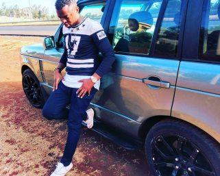 Sikuwa nataka kumuoa-Ringtone says about giving Zari his Range Rover