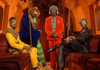 Sauti Sol drops much anticipated hit 'Insecure'-Check out the video