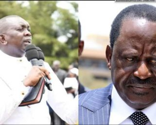 Has Sudi betrayed Ruto after meeting up with Raila