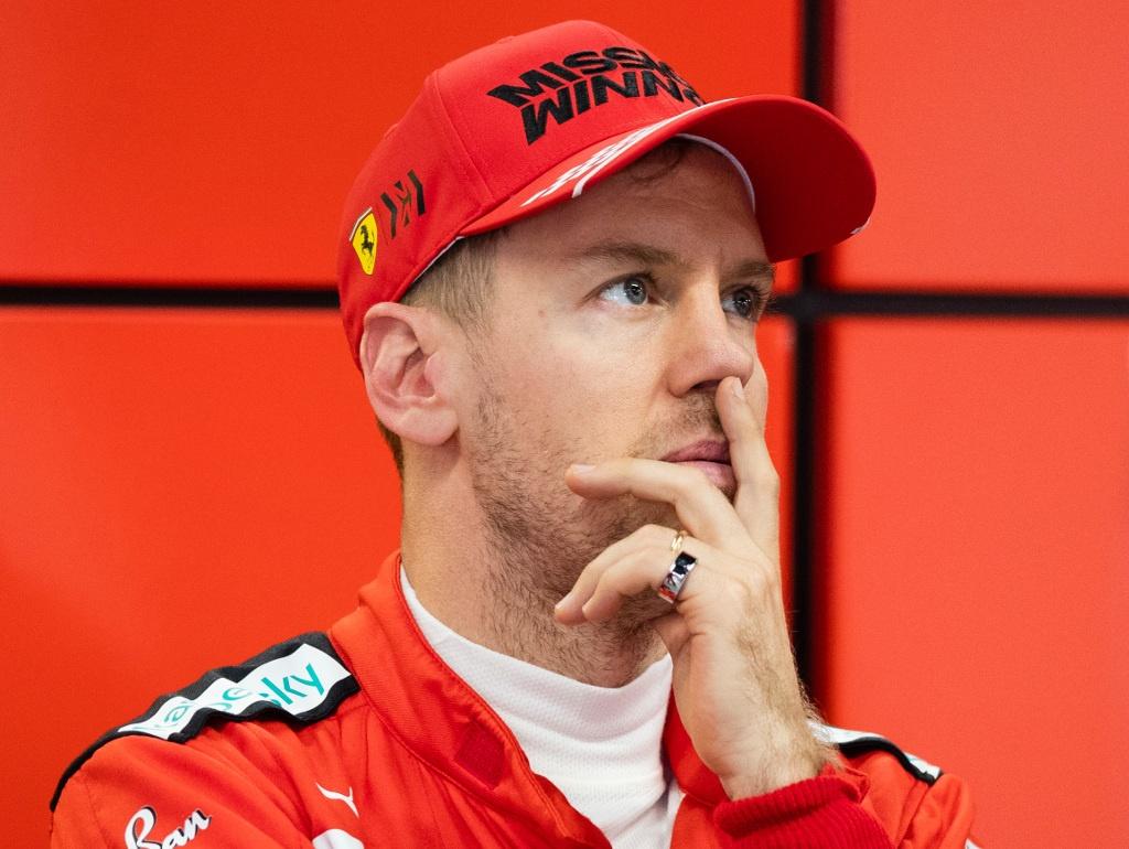 Sebastian Vettel to leave Ferrari at end of F1 season