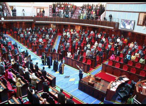 Tanzania parliament