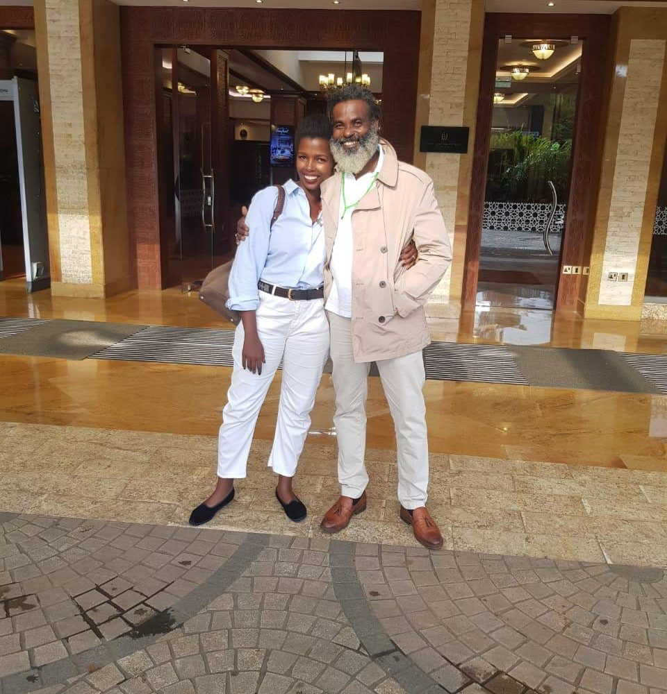 Late Keroche Heiress BF Omar Lali, released after spending 1 month in jail