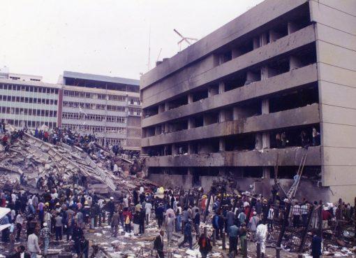 US Embassy bombing