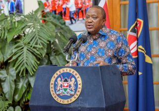 Think before you talk nonsense – Uhuru tells critics on social media