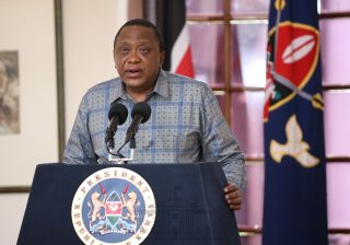 Uhuru to Kenyan husbands-Take time to know your wife better during this pandemic