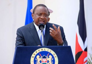 How did you know?! Uhuru quizzes Nation Editor who spoke about his grandson