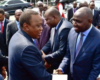 Breaking: Poghisio replaces Ruto-ally Murkomen as senate majority leader