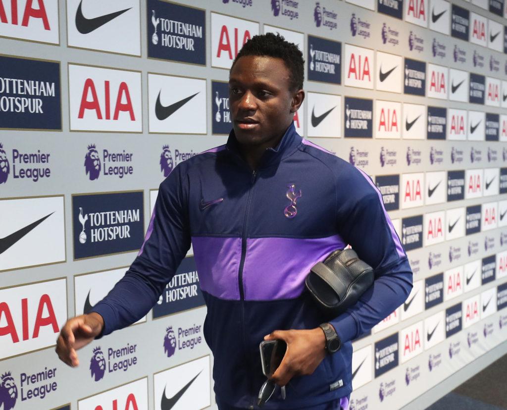 Victor Wanyama at Tottenham