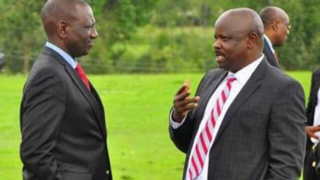 William-Ruto-and-Isaac-Ruto