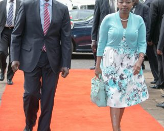 The truth behind the controversial viral headline that William Ruto's wife is in hiding
