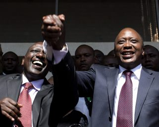 Ruto's allies escalate Jubilee party war as they shift focus to Kenyatta family