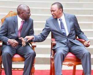 Breaking! New Uhuru executive order cuts DP Ruto's powers