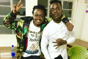 Lord, give mtoto wa Diana his memory-Willy Paul responds to Bahati diss