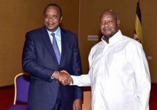 Yoweri Museveni rejects Uhuru's Naivasha dry port deal