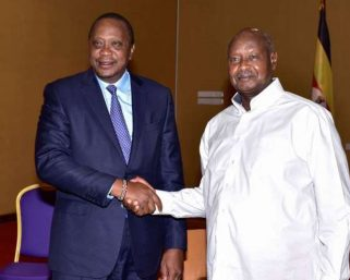 Yoweri Museveni rejects Uhuru's Naivasha dry port deal