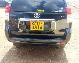 Fake number plate-NTSA records reveal of vehicle that distributed contaminated food