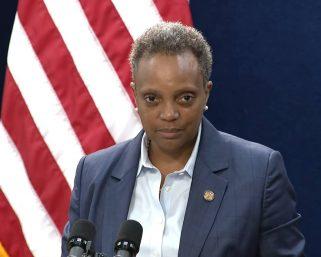 Drama As Chicago Mayor Tells Trump 'F-U' On A Press Conference