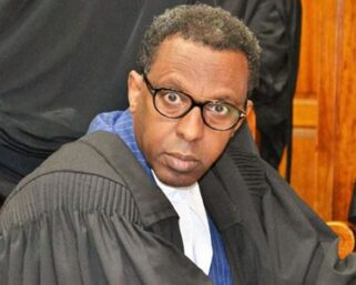 How Uhuru's Lawyer And Former Deputy Chief Justice Helped Loot NCPB