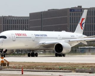 President Donald Trump Suspends Flights By Chinese Airlines