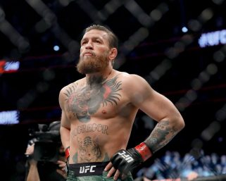 Conor McGregor Makes Third Retirement Announcement In Fours Years