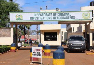 DCI arrest 3 suspects ferrying explosives on Namanga- Nairobi highway