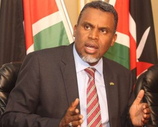 Treasury Is Under The President's Office And Not The Deputy President's Office – Haji Defends Ruto In The Corruption Scandal