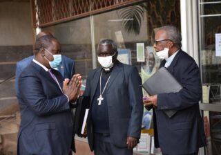Resumption To Public Worship Depends On Kenyans' Disciplines; Leaders Say
