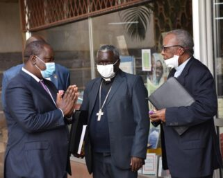 Resumption To Public Worship Depends On Kenyans' Disciplines; Leaders Say